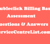 Doubleclick Billing Basics Assessment Answers